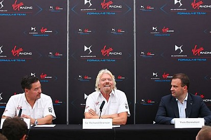 Una stagione di partnership per Virgin Racing e DS
