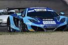 Imola, Q1: Biagi centra la pole con la McLaren