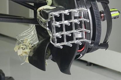 Lotus: un micro reticolo di sensori per la brake duct