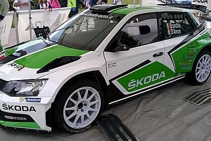 Presentata la nuova Skoda Fabia R5 di Scandola