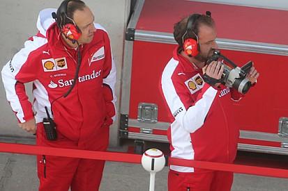 Ferrari, quella termo-videocamera per scoprire le verità