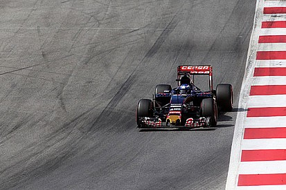 Bel debutto di Wittmann sulla Toro Rosso STR10