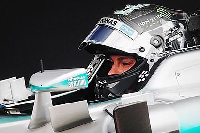 """Rosberg: """"Provato assetto più rigido per Silverstone"""""""