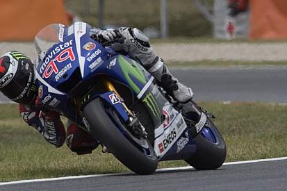 Jorge Lorenzo non sale sul podio ad Assen dal 2010