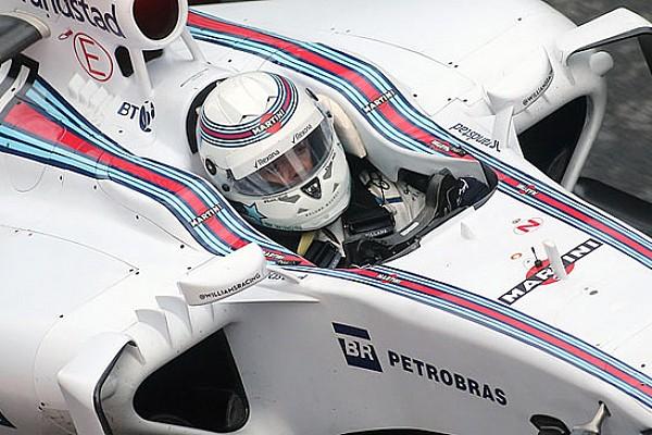 Tanto lavoro aerodinamico per Susie Wolff sulla FW37