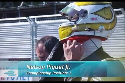 In un video la stagione pre-Londra di Nelson Piquet jr