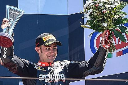 Haslam coglie un bel podio in Gara 2 a Misano
