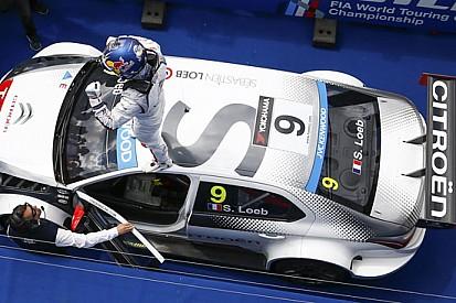 Loeb fa il bis in Slovacchia, altra tripletta Citroën