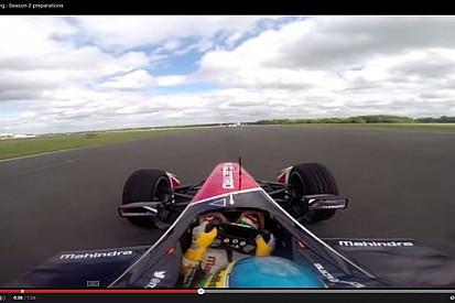 C'è il video del test del motore elettrico Mahindra