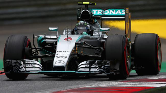 Rosberg è re d'Austria, Ferrari giù dal podio
