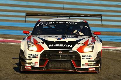 Primo sigillo per la Nissan al Paul Ricard