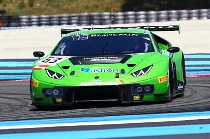 Bortolotti regala la pole alla Lamborghini al Ricard