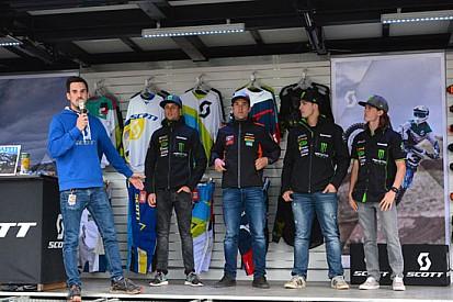 Scott presenta la linea 2016 a Teutschenthal