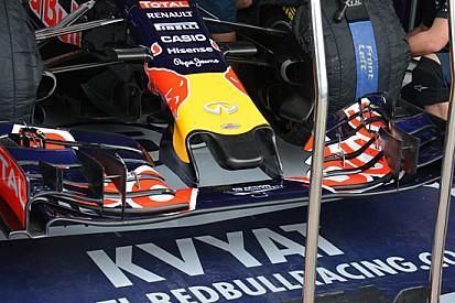 Red Bull: l'ala anteriore copia soluzioni Mercedes!