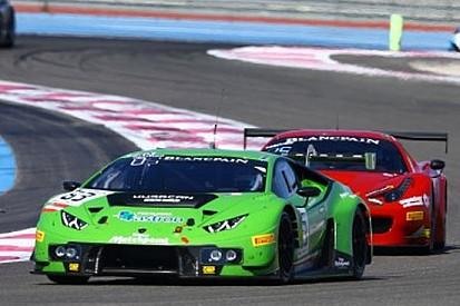 Bortolotti e la Lamborghini si confermano davanti
