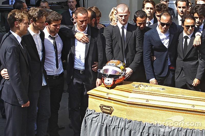 """La familia hace homenaje a Bianchi por su """"coraje, fuerza y dignidad"""""""