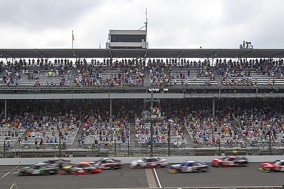 NASCAR incorporates high drag aero package for XFINITY Series