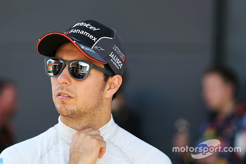 Checo Pérez está optimista de cara a Hungría