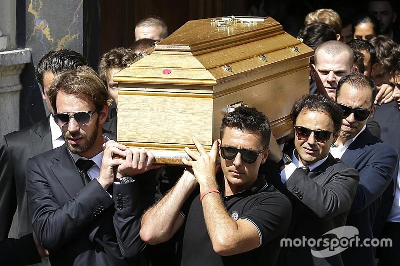 "Hamilton admits saying goodbye to Bianchi ""incredibly hard"""