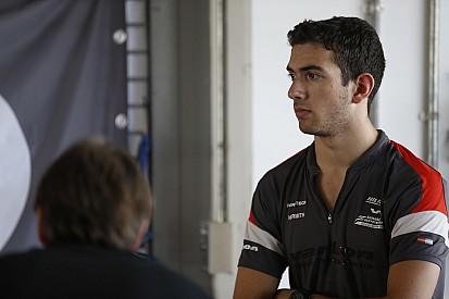 Nicholas Latifi signe chez MP Motorsport