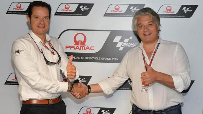 Pramac nuovo title sponsor del Gp d'Australia