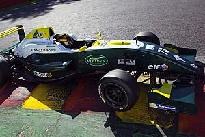 ALTRE MONOPOSTO Ultime notizie Pietro Peccenini a Spa nella F.Renault 2.0 Nec