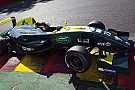 Pietro Peccenini a Spa nella F.Renault 2.0 Nec