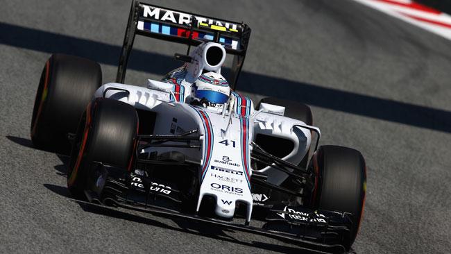 La Williams schiera la Wolff e Bottas nei test