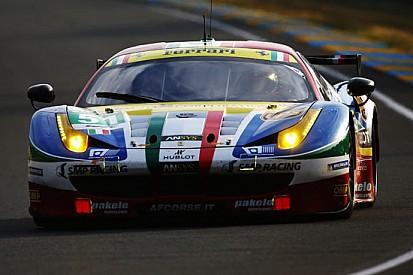 Le Mans, 16° ora: Fisichella al comando in GTE-Pro