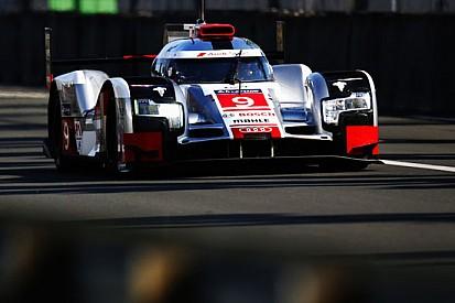Le Mans, 7° ora: l'Audi come un rullo compressore