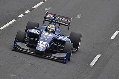 Debutto con pole per Nelsinho Piquet a Toronto