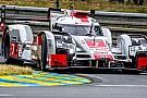 Le Mans, 2° ora: Lotterer con la R18 è scatenato