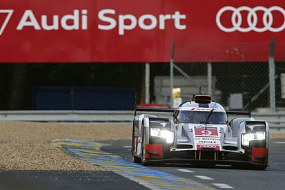 Le Mans, warm up: Audi in vetta