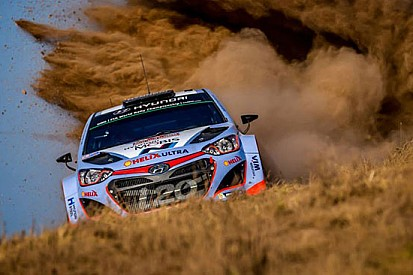 WRC, Sardegna, PS4: ancora Hyundai con Paddon