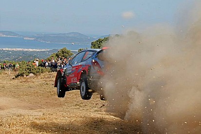 WRC, Sardegna, PS3: Paddon fa doppietta!