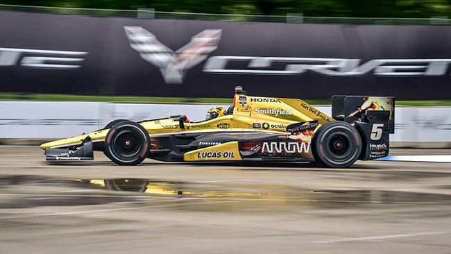 Daly torna in pista a Toronto con il team Schmidt
