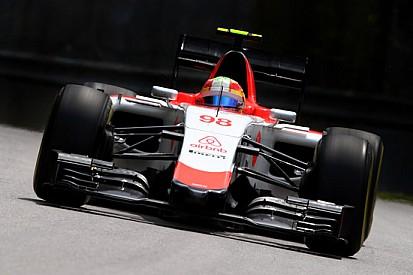 La Manor potrebbe rinunciare alla vettura 2015