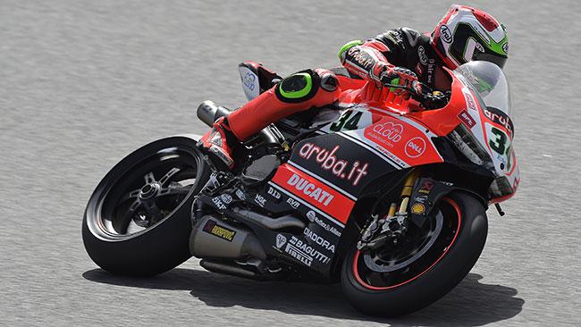 Buona giornata di test per Ducati a Portimao