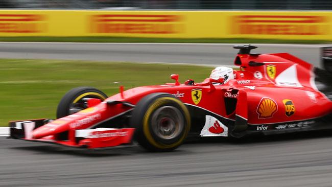 """Vettel soddisfatto: """"Ho fatto una bella rimonta"""""""