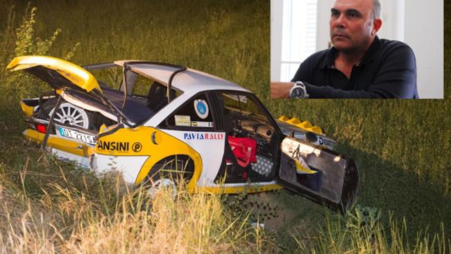 Lutto al Rally 4 Regioni storico: muore Cino Bernini