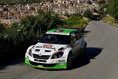Secondo posto per Scandola al Rally Targa Florio