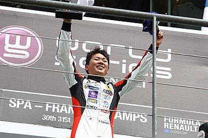 Ukyo Sasahara trionfa a Spa-Francorchamps