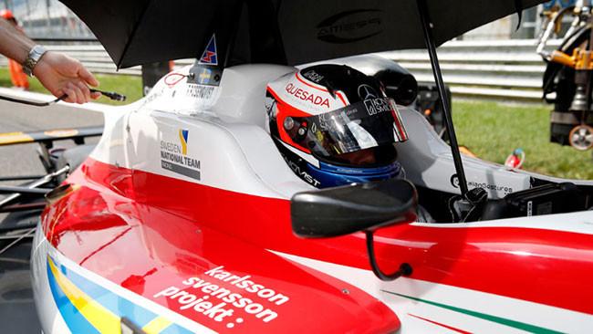 Rosenqvist centra la doppietta a Monza