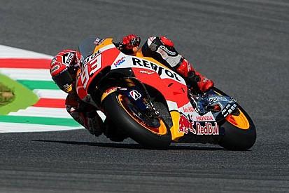 Mugello, Q1: clamoroso, Marquez non entra nella Q2!