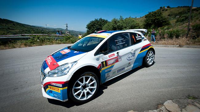 Paolo Andreucci trionfa al Rally Targa Florio!
