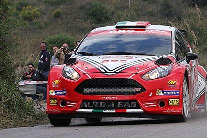 Targa Florio, PS2: primo squillo di Basso