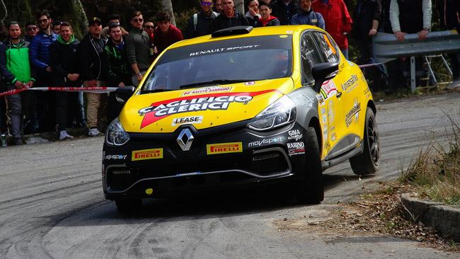 Weekend intenso per i Trofei Rally Renault