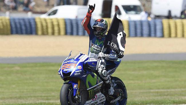 """Lorenzo: """"Sono in gran forma. Miro al podio"""""""