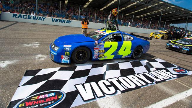 NASCAR Whelen: primo sigillo su ovale per Kumpen