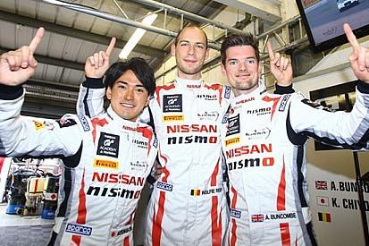 Buncombe regala la pole di Silverstone alla Nissan